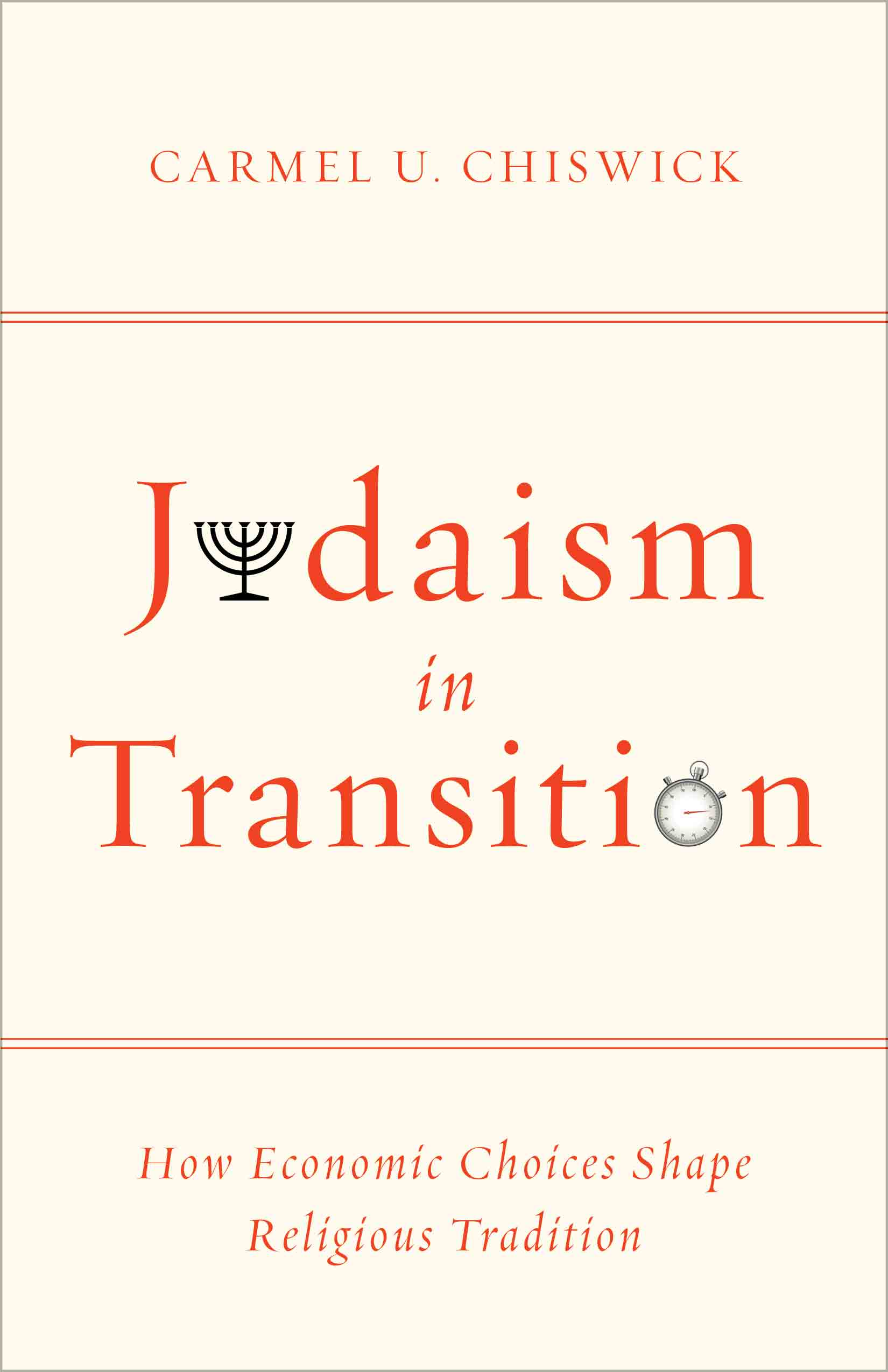 Judaism in Transition